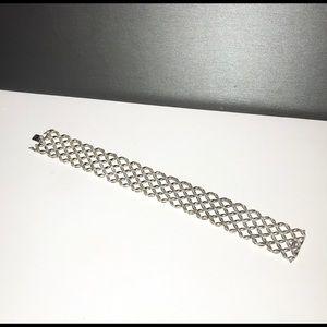Jewelry - Vintage.50ctw Genuine diamond tennis bracelet